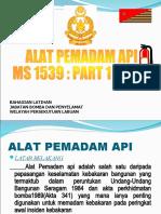 ALAT PEMADAM API