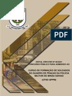 Edital CFSD 22