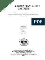 SAP Gastritis Rosi