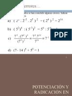 4-U1-1.2 Exponentes y Radicales