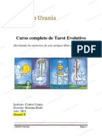 TAROT Manual II 2021 Centro Urania. Arcanos Menores