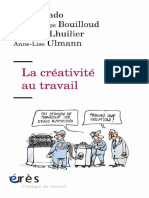 La Creativite Au Travail - Jean-Philippe Bouilloud Dominiq