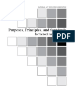 NAEA Purposes, Principles, And Standards