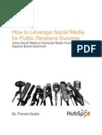 Hubspot Social Media