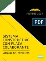 Manual Fierro Deck