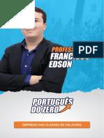 Português do zero - Emprego das classes de palavras - Parte 01