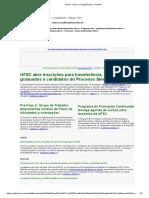 Notícias UFSC - 19.08.21 - Publicação da Edição