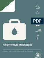 UNEP Factsheets - Environmental Governance (Spanish)