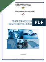Plan Stratégique Santé Digitale 2018-2023