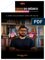 Ebook - Os 7 pecados do médico no Instagram
