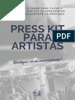 eBook Press Kit Para Artistas