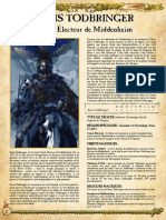 WFB8 - Boris Todbringer Comte Electeur de Middenheim [FanMade by Vlast de Naggarond]
