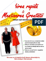 Slabire Rapida si Mentinerea Greutatii - Flavia Deak decripted