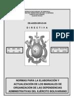 NORMAS _ELABORACION_Y_ACTUALIZACION_DE_MANUALES_DE_ORGANIZACION_DE_DEPENDENCIAS_ADMINISTRATIVAS