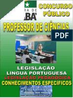 Apostila Digital Maraba 2018 - Professor de Ciencias