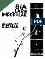 Poesía popular e impopular