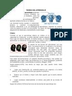 TEORÍAS DEL APRENDIZAJE 1