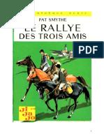 Pat Smythe Ji-Ja-Jo 02 Le Rallye Des Trois Amis 1967