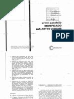 PANOFSKY, Erwin. Significado Nas Artes Visuais. 1976. p.19-46