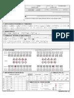 formulario 033 msp