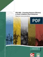 PRE-SME Handbook 2010