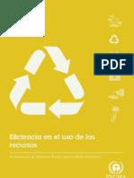 UNEP Factsheets - Resources Efficiency (Spanish)