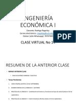 12.-_INGENIERIA_ECONOMICA_I_-_DECIMA_CUARTA_CLASE_VIRTUAL_-_CAUE