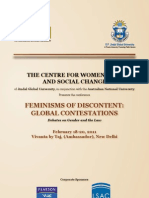 Feminisms of Discontent Booklet