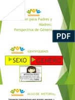 ABC  DE GENERO