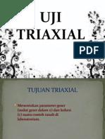 TRIAXIAL