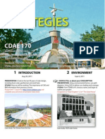 Solar Strategies Bldg Constrct - CDAE 170 Z1 - Course Syllabus or Other Course-Related Document
