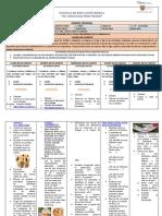Agenda 13 (2 Al 6 de Agosto)