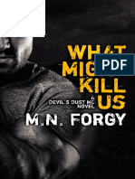 M.N. Forgy - 05 What Might Kill Us