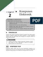 komponen elektronik