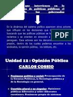 Unidad 3 Estado y Políticas Públicas