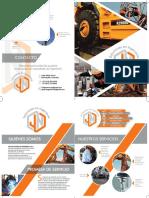 Brouchure  J&N Soluciones en Ingenieria S.A.S. (Compaginado)