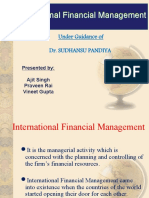 introduction of international financial management by p.rai87@gmail.com