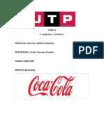 """""""La Empresa y Su Entorno"""" Sem 3"""
