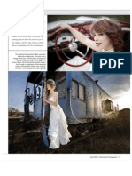 Fashion Flair in Professional Photographer Magazine Page 2