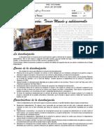 GUIA DE ESTUDIO V° - DESCOLONIZACION, TERCER MUNDO Y SUBDESARROLLO
