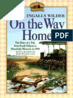 O Longo Caminho de Casa - Laura Ingalls Wilder (1)