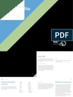 ISSF Profile 2009