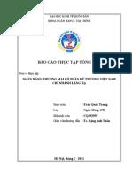 Báo cáo thực tập tổng hợp
