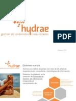 Hydrae Presentación 3.5