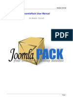 JoomlaPack_User_Manual