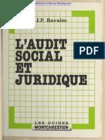Audit Juridique