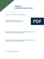 Sites Utiles(1)