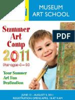 VBMA 2011 Summer Art Camp Hi-res
