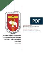 Fccpv Pronunciamiento Relacionado a La Nueva Expresion Monetaria 2021