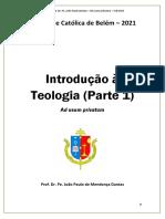 Introdução à Teologia (Versão Atualizada)